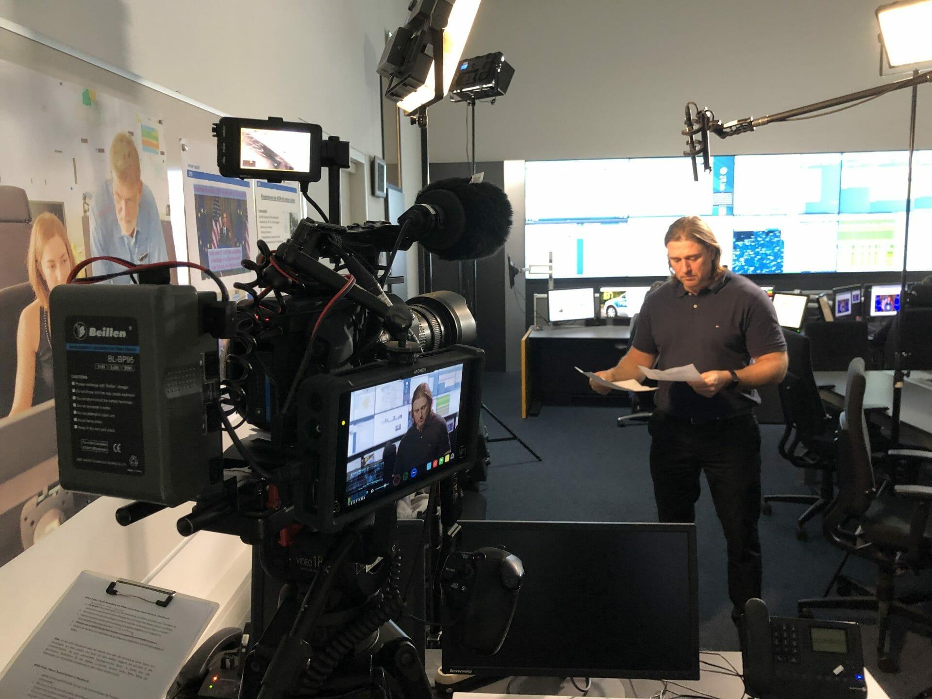 Making Of Stashcat Imagefilm